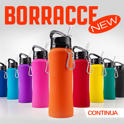 Borracce Personalizzate New Generation