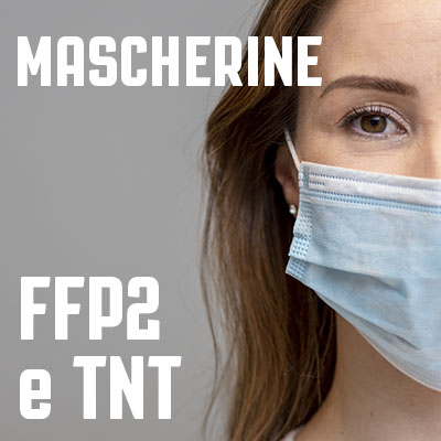 Mascherine anti corona virus