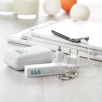 SET POWER BANK MIDMO8412