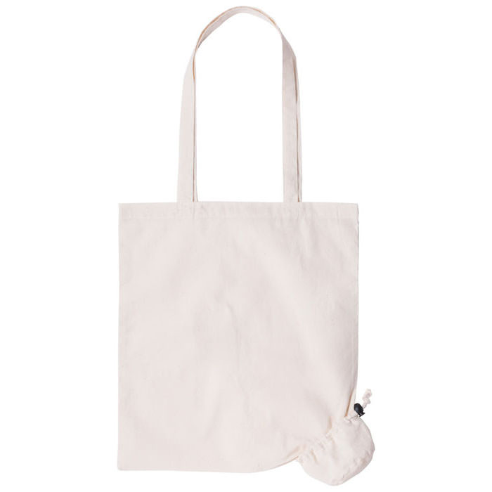 Borsa Shopper in cotone, 100% cotone, 105 g / m².