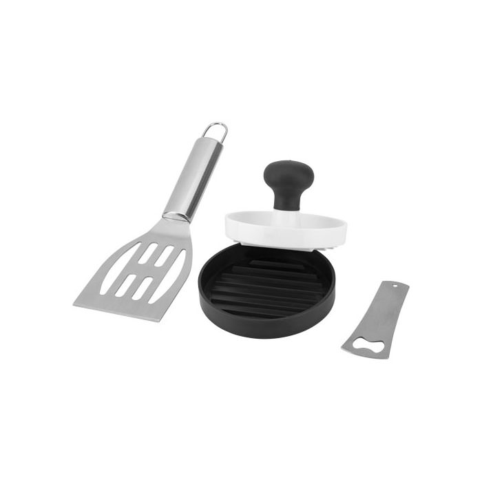set barbecue BBQ hamburger set hamburger set carne