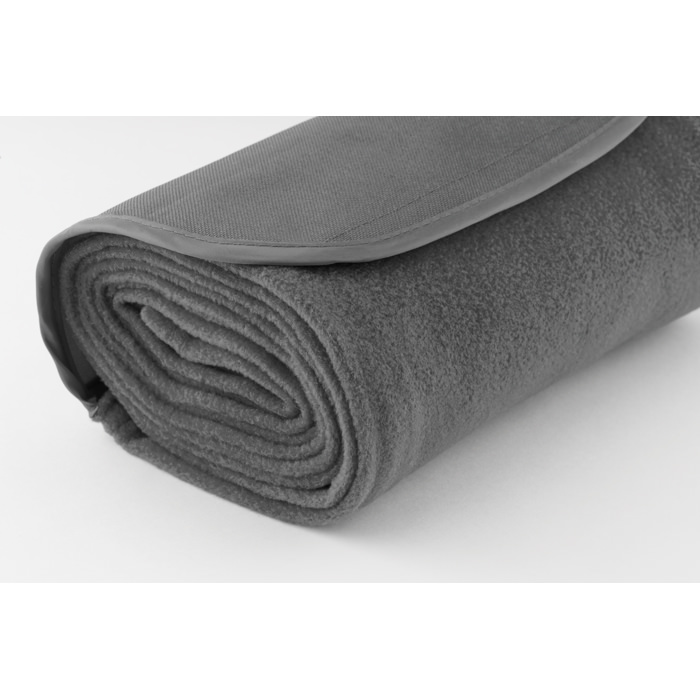 Coperta in pile richiudibile da 180 gr.