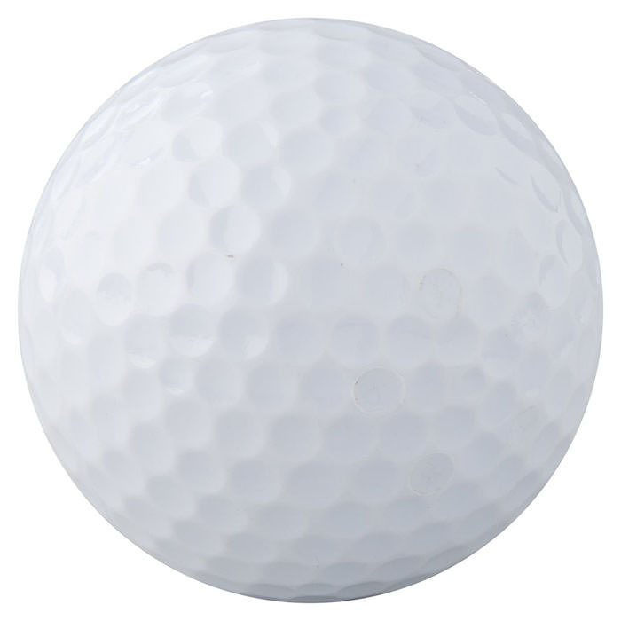 Pallina da golf in plastica, in varie colorazioni.