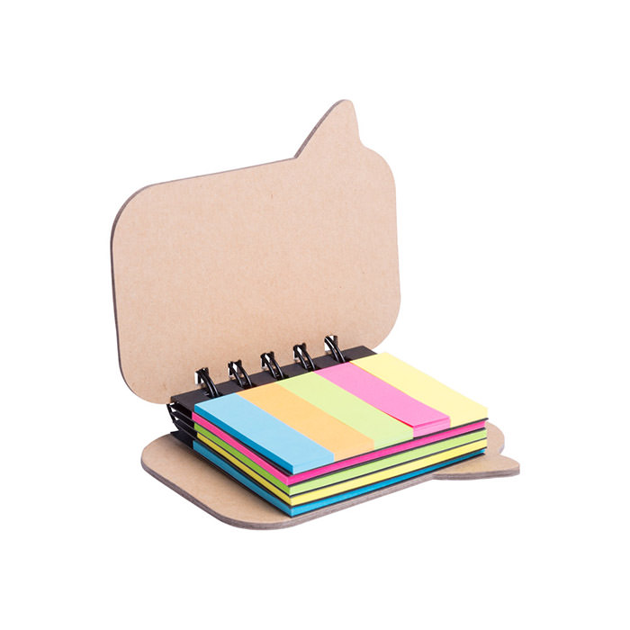 post-it postit post it memo memo colorati segna libro segnalibro attacca stacca segnalibro bigliettini set ufficio cancelleria