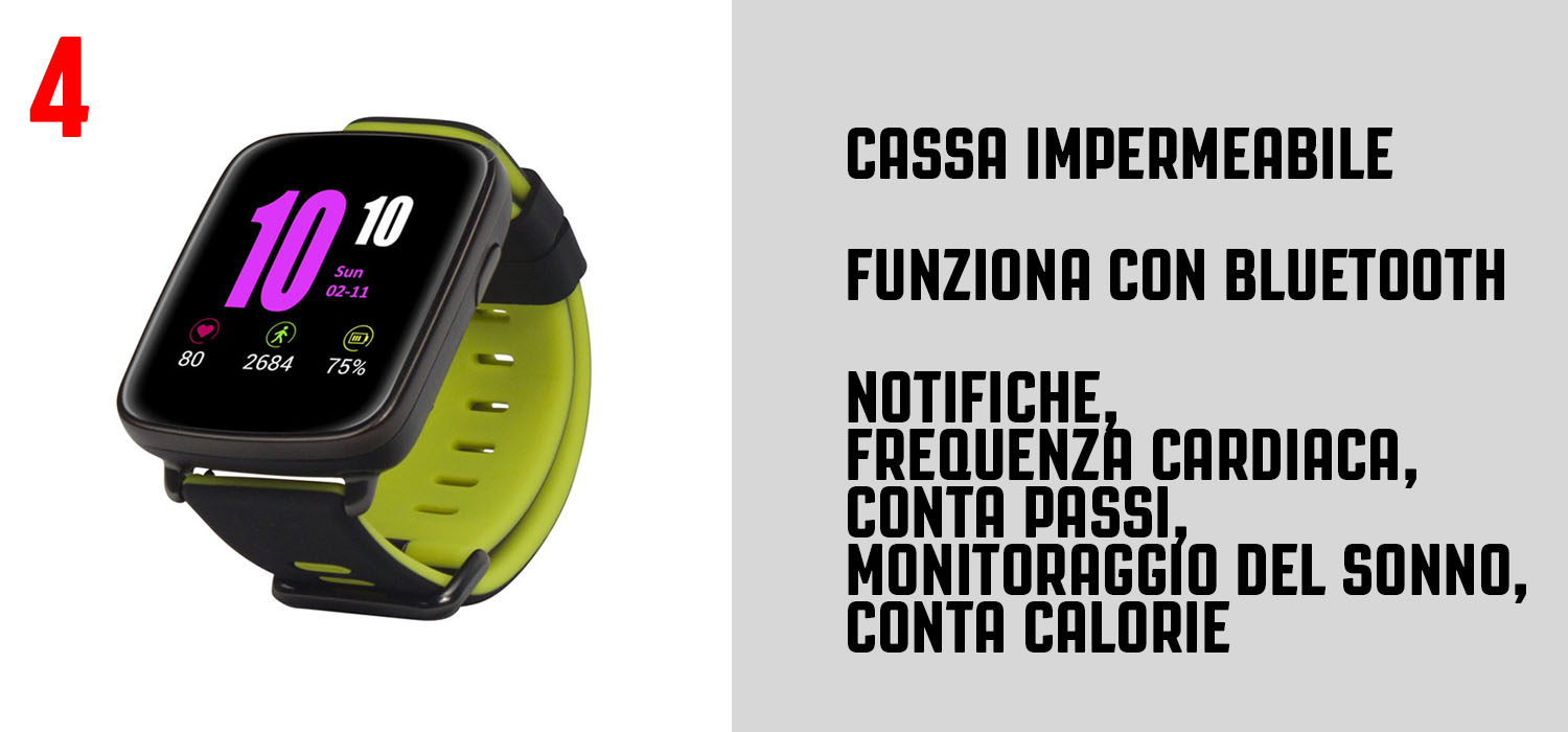 Info e prezzi SMART WATCH 1PA015