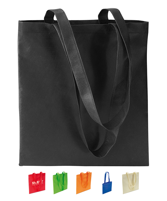 BORSA SHOPPER PER REGALO IN FIERA IN TNT