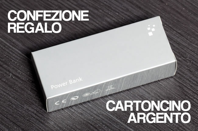 power bank stock prezzi bloccati